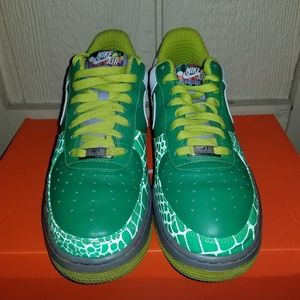 2007 Nike Air Force 1 Low South Bronx